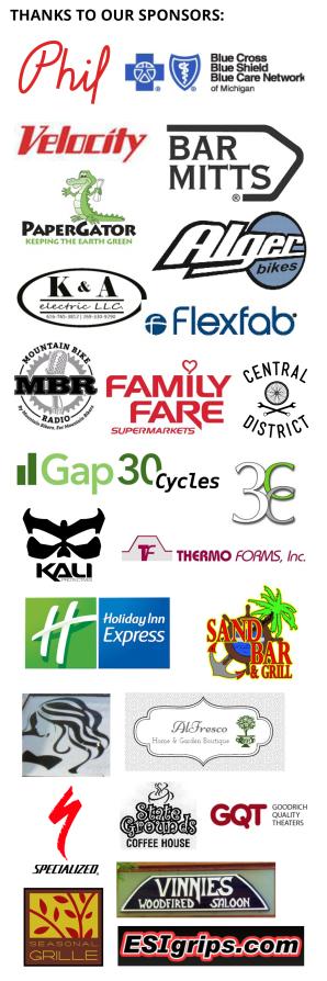Homepage Sponsors
